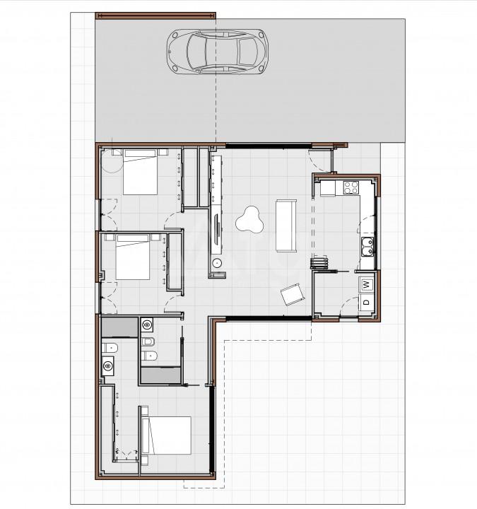 Villa de 3 chambres à Mutxamel - PH1110529 - 8