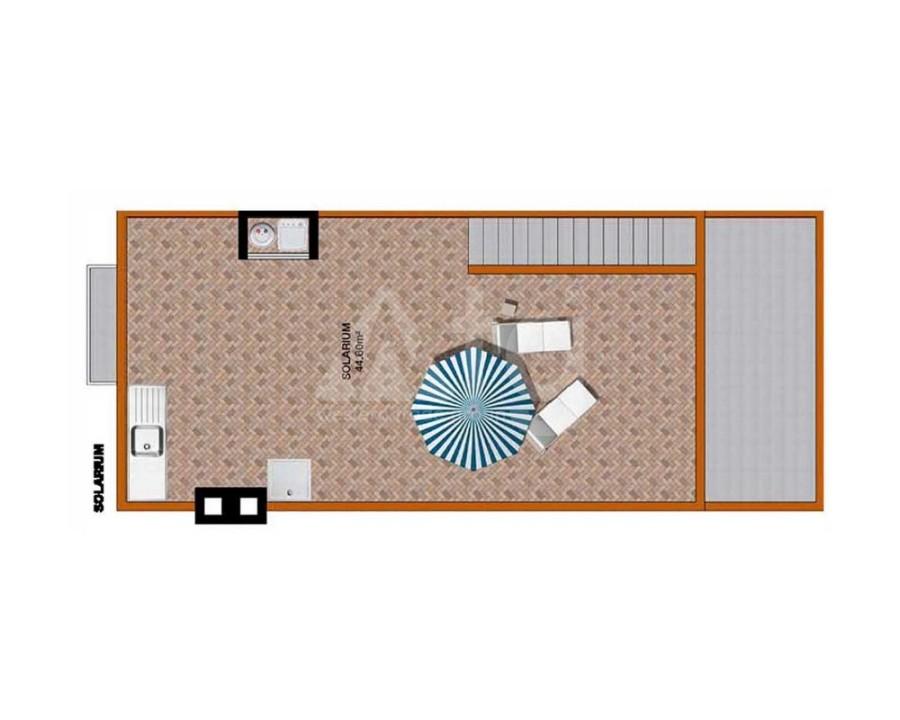 Villa de 3 chambres à Pilar de la Horadada - RP8068 - 15