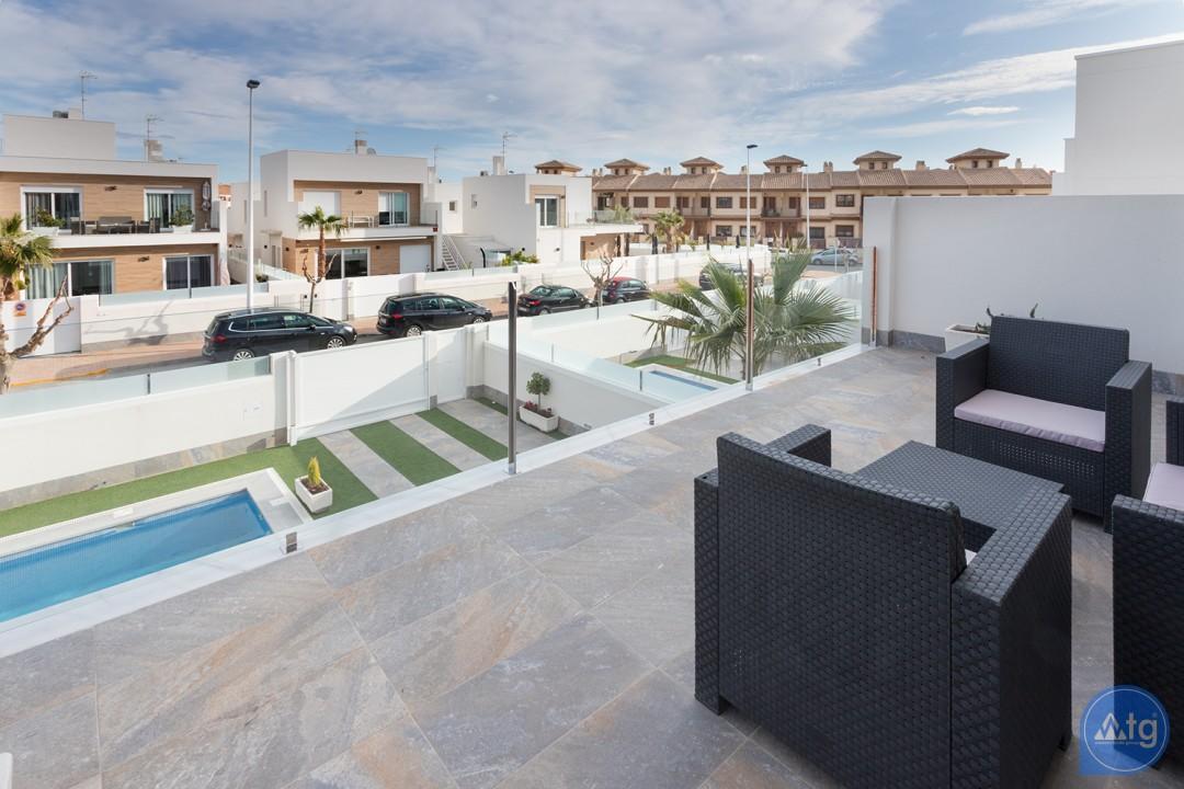 Villa de 3 chambres à Pilar de la Horadada - RP8068 - 41