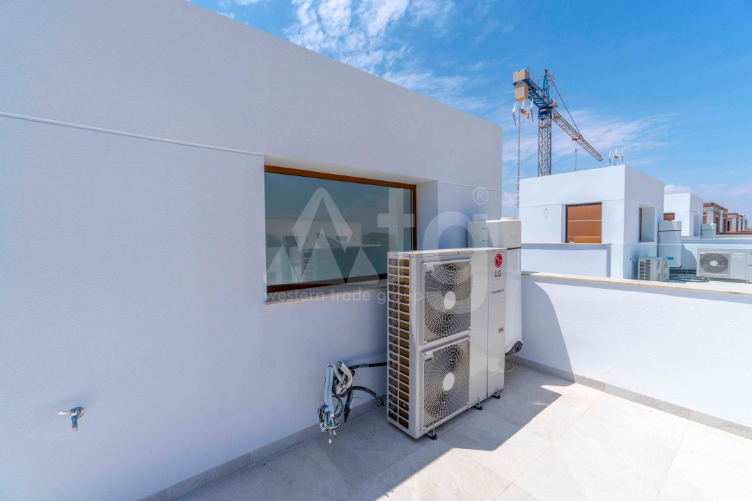 Villa de 3 chambres à Pilar de la Horadada - VB7172 - 25