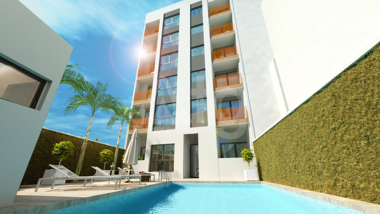 Villa de 3 chambres à Polop - PPV118096 - 1