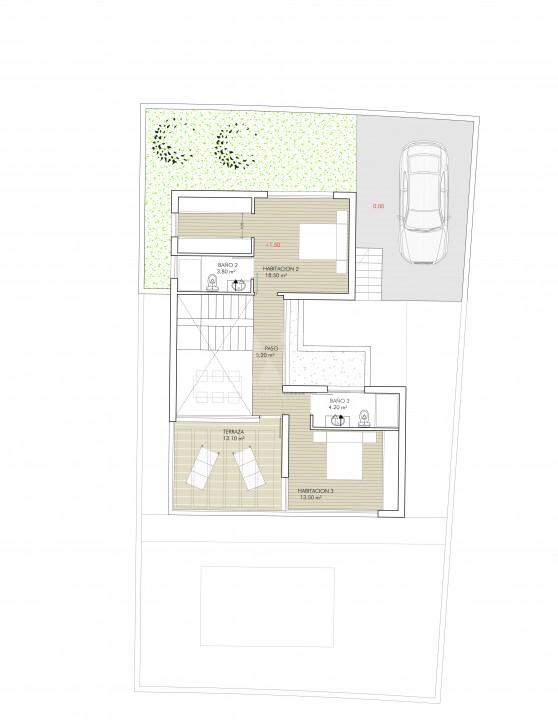 Villa de 3 chambres à Rojales - ERF115327 - 9