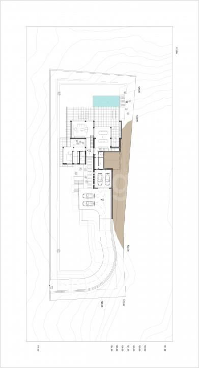 Villa de 3 chambres à San Miguel de Salinas - GEO8119 - 29