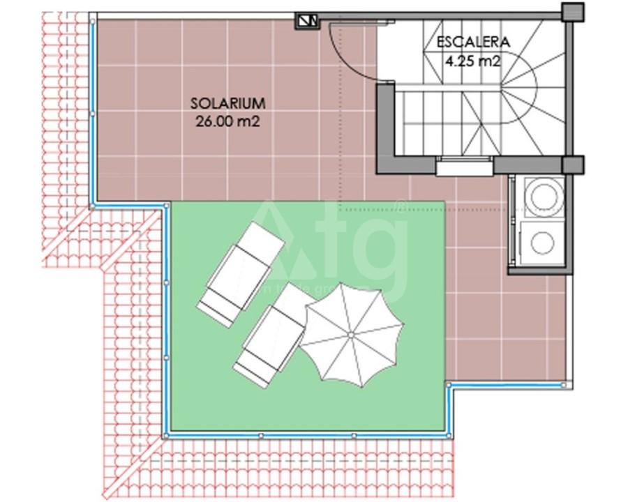 Villa de 3 chambres à San Miguel de Salinas - GEO8119 - 4
