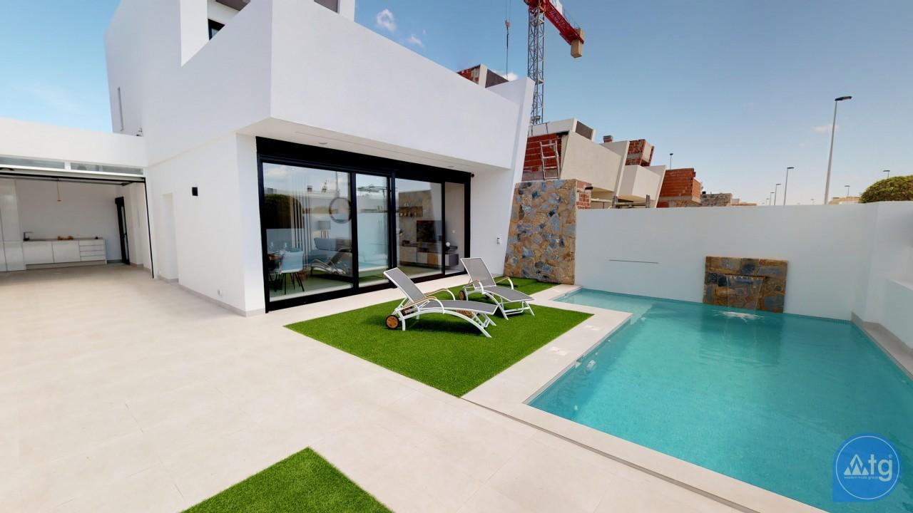 Villa de 3 chambres à San Pedro del Pinatar - GU119778 - 1
