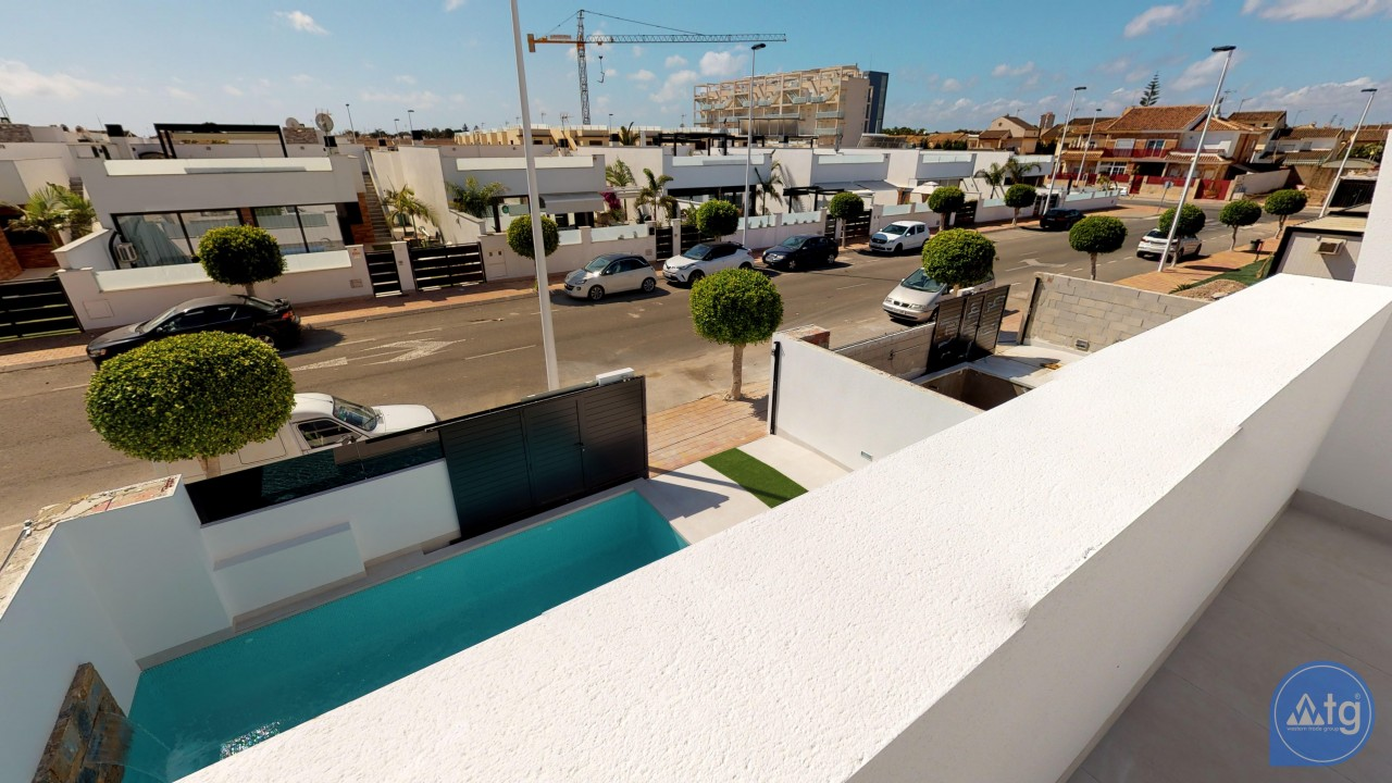 Villa de 3 chambres à San Pedro del Pinatar - GU119778 - 29