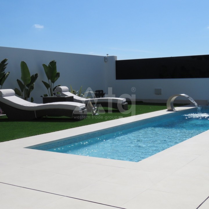 Villa de 3 chambres à Santiago de la Ribera - WHG113950 - 39