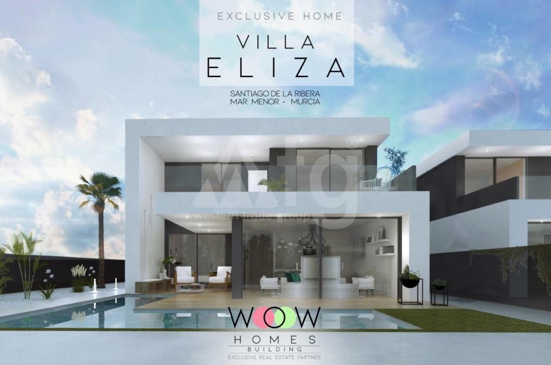Villa de 3 chambres à Santiago de la Ribera - WHG113950 - 4