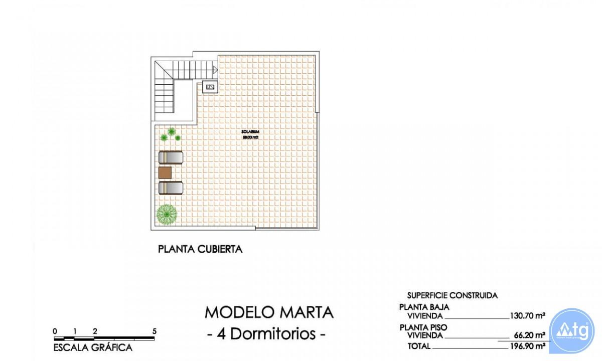 Villa de 4 chambres à Dehesa de Campoamor - AGI115707 - 44