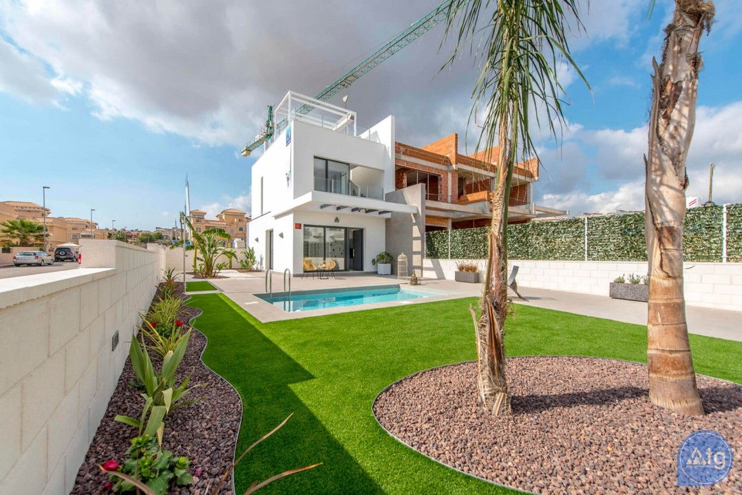Villa de 3 chambres à Villamartin - HH6411 - 20