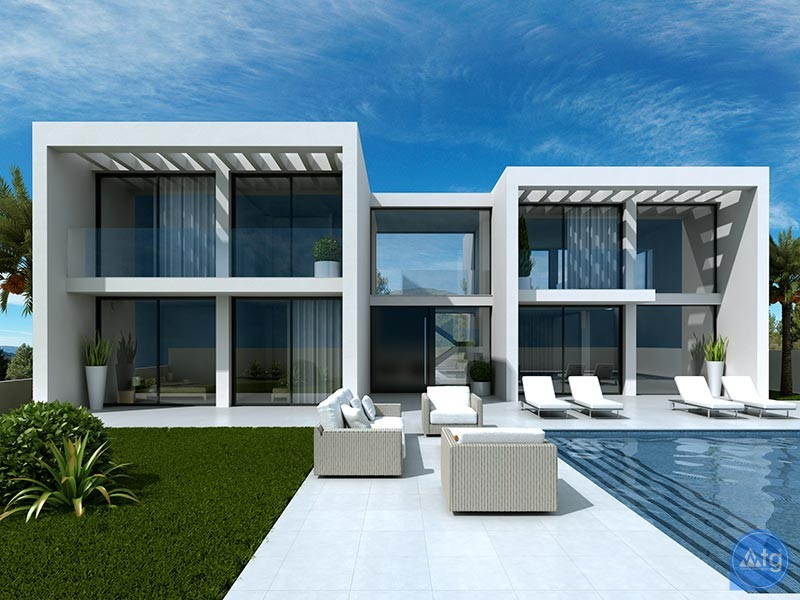Villa de 3 chambres à Villamartin - SUN6135 - 1