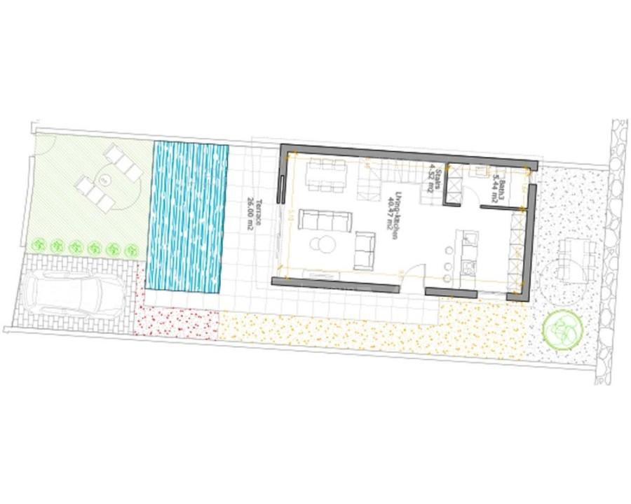 Villa de 3 chambres à Ciudad Quesada - LAI7747 - 18
