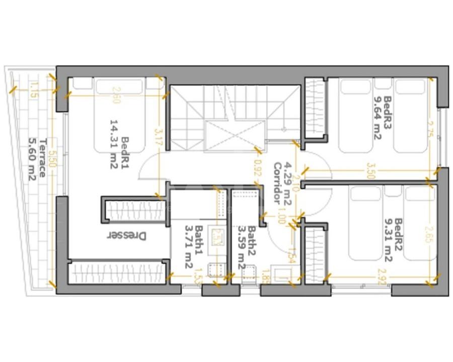 Villa de 3 chambres à Ciudad Quesada - LAI7747 - 20
