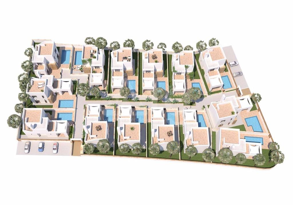 Villa de 3 chambres à Polop - LAI7755 - 5