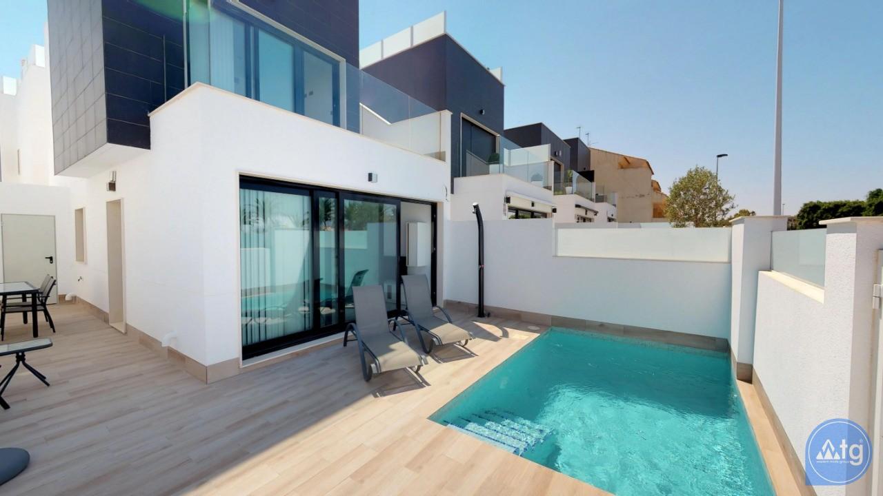 Villa de 2 chambres à Torrevieja - AG9239 - 1