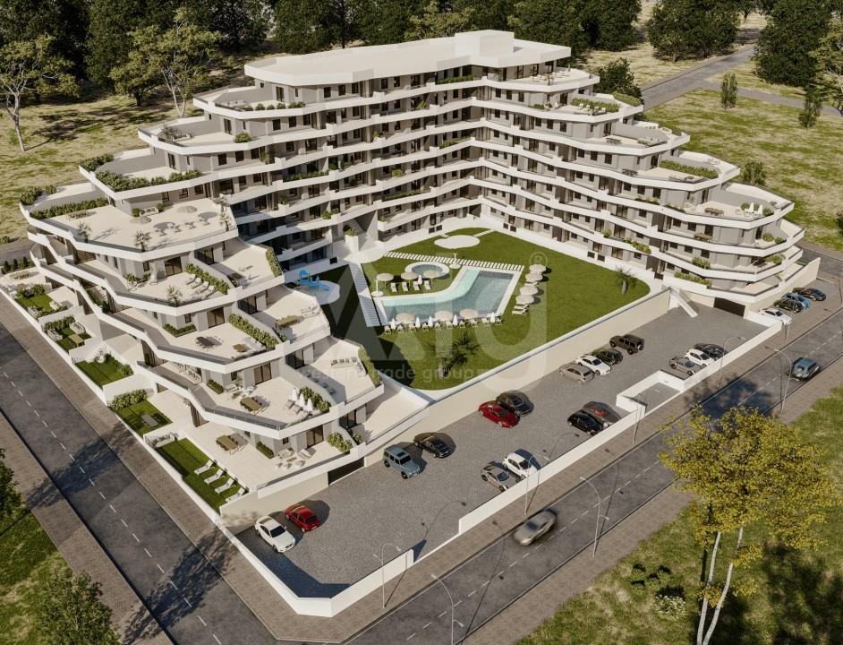 Townhouse de 2 chambres à Playa Flamenca - MKP681 - 1