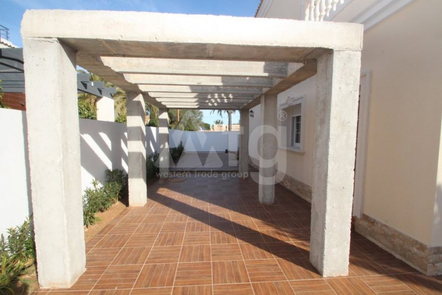 Townhouse de 3 chambres à La Vila Joiosa - QUA8628 - 17