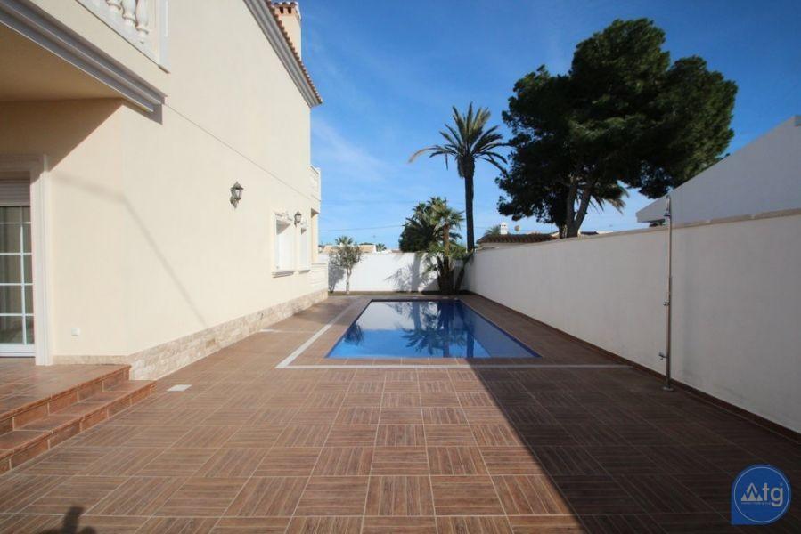 Townhouse de 3 chambres à La Vila Joiosa - QUA8628 - 2
