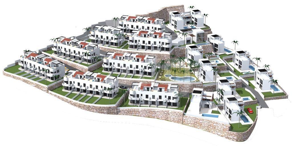 Townhouse de 3 chambres à Finestrat - IM114130 - 28