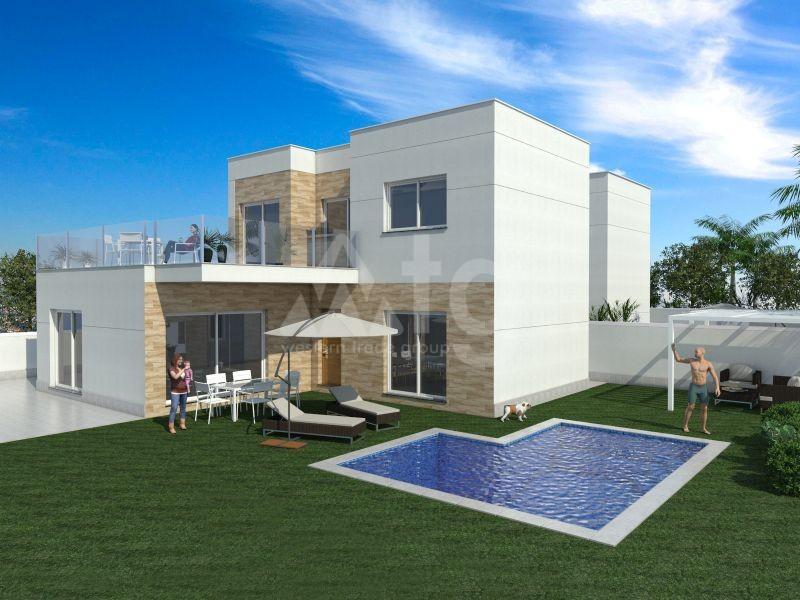 Townhouse de 2 chambres à La Vila Joiosa - QUA8618 - 10