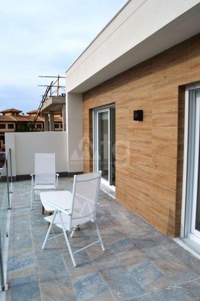 Townhouse de 2 chambres à La Vila Joiosa - QUA8618 - 6
