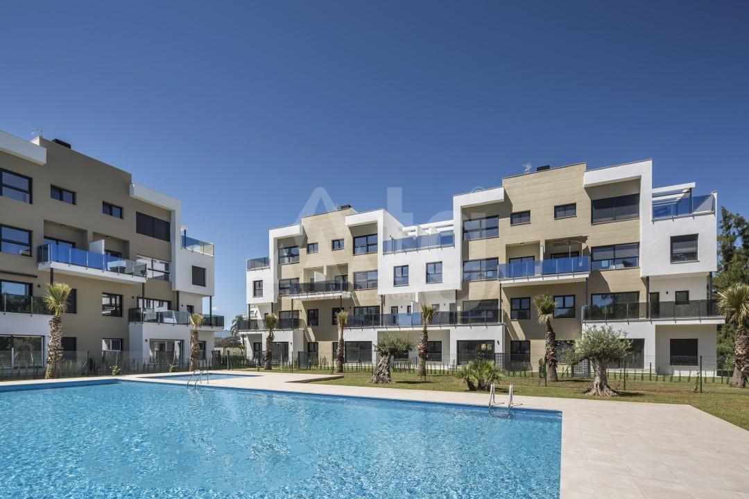 Townhouse de 3 chambres à La Vila Joiosa - GD6319 - 2