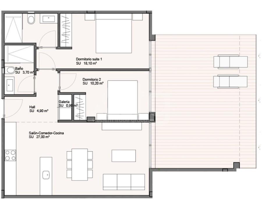 Villa de 3 chambres à La Senia - IM8214 - 6