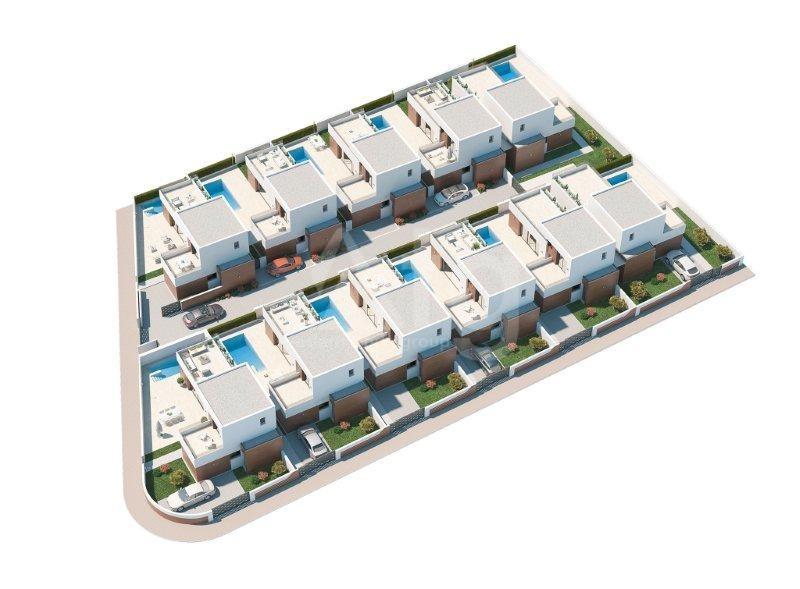 Villa de 3 chambres à Los Montesinos - PP7661 - 10