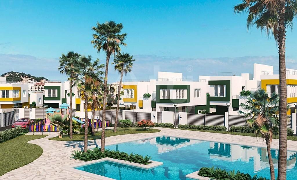 Villa de 3 chambres à Pilar de la Horadada - RP8069 - 1