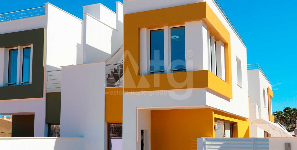 Villa de 3 chambres à Pilar de la Horadada - RP8069 - 2