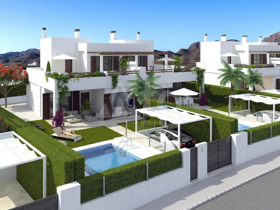 Villa de 3 chambres à Rojales - GV8195 - 1