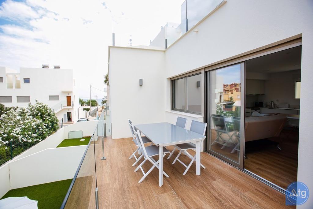 Villa de 3 chambres à San Miguel de Salinas - GEO6358 - 2