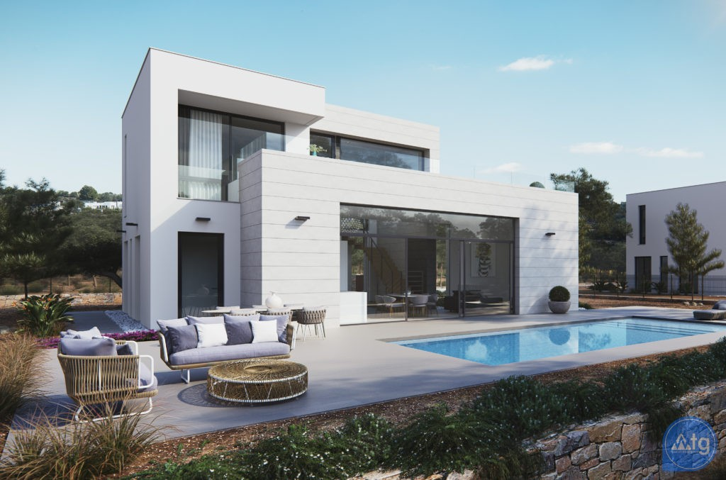 Villa de 3 chambres à San Miguel de Salinas - TRX116461 - 2