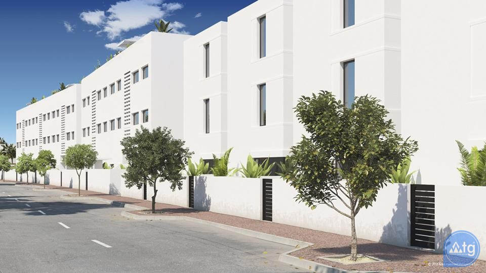 Modern Apartments in Alicante, 2 bedrooms, area 87 m<sup>2</sup> - AG4198 - 10