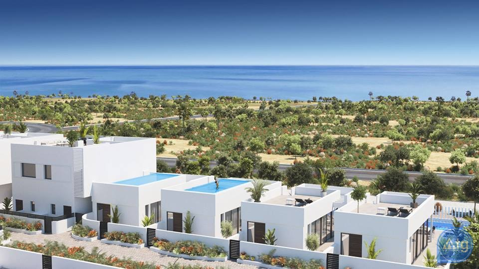 Modern Apartments in Alicante, 2 bedrooms, area 87 m<sup>2</sup> - AG4198 - 11