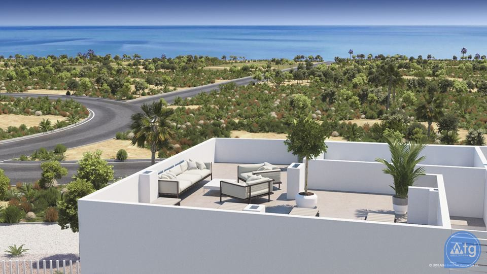 Modern Apartments in Alicante, 2 bedrooms, area 87 m<sup>2</sup> - AG4198 - 12
