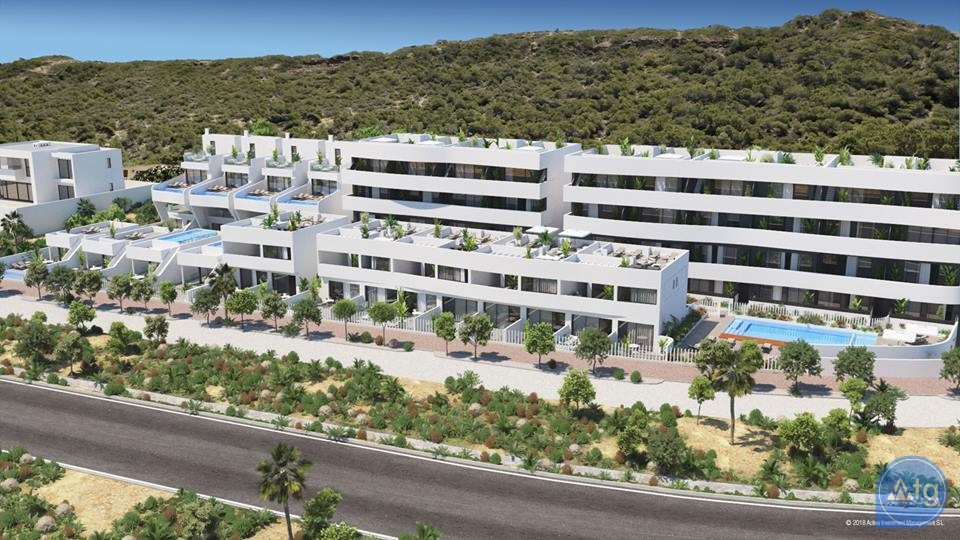 Modern Apartments in Alicante, 2 bedrooms, area 87 m<sup>2</sup> - AG4198 - 14