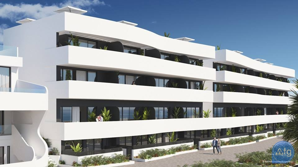 Modern Apartments in Alicante, 2 bedrooms, area 87 m<sup>2</sup> - AG4198 - 2