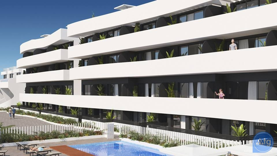 Modern Apartments in Alicante, 2 bedrooms, area 87 m<sup>2</sup> - AG4198 - 3