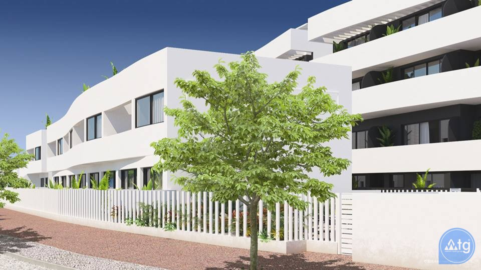 Modern Apartments in Alicante, 2 bedrooms, area 87 m<sup>2</sup> - AG4198 - 4