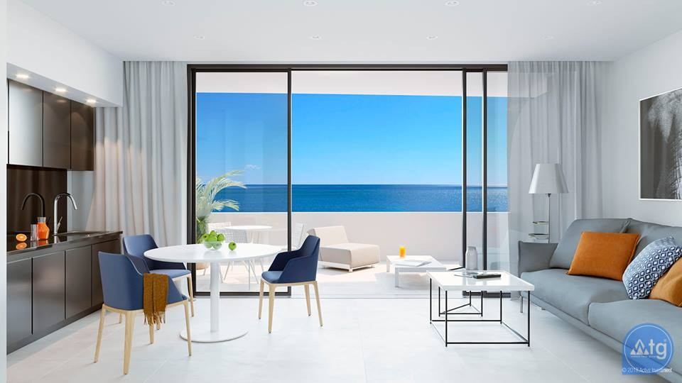 Modern Apartments in Alicante, 2 bedrooms, area 87 m<sup>2</sup> - AG4198 - 7