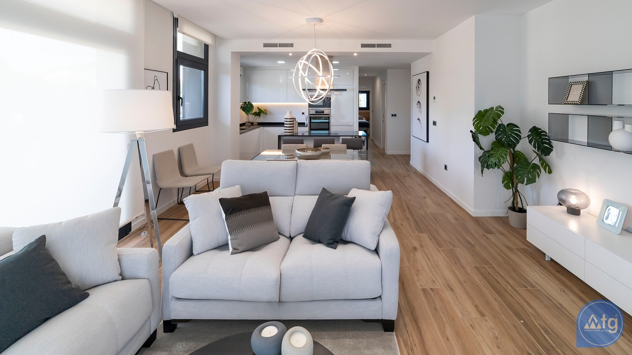 2 bedroom Apartment in Benidorm  - TM117001 - 3