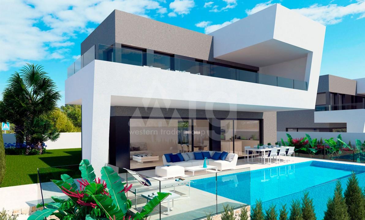 3 bedroom Apartment in Cumbre del Sol  - VAP117175 - 1