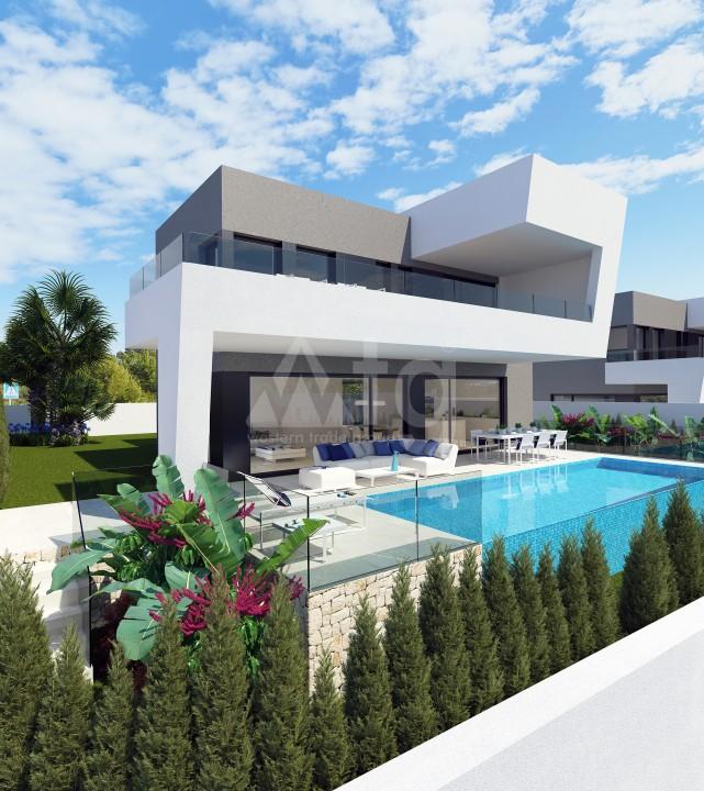 3 bedroom Apartment in Cumbre del Sol  - VAP117175 - 2