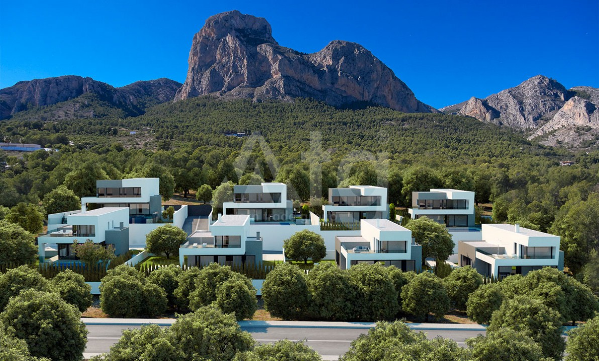 3 bedroom Apartment in Cumbre del Sol  - VAP117175 - 6