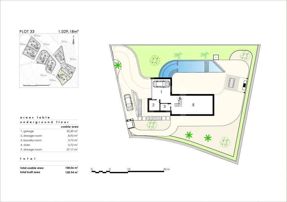 4 bedroom Apartment in Elche  - US6899 - 25
