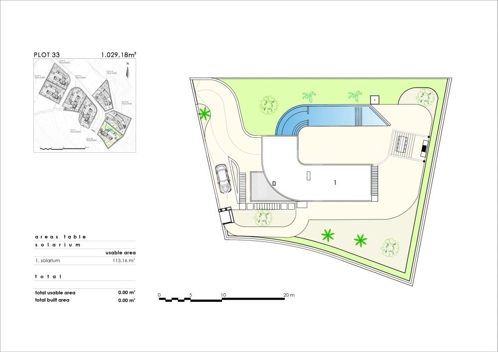 4 bedroom Apartment in Elche  - US6899 - 26