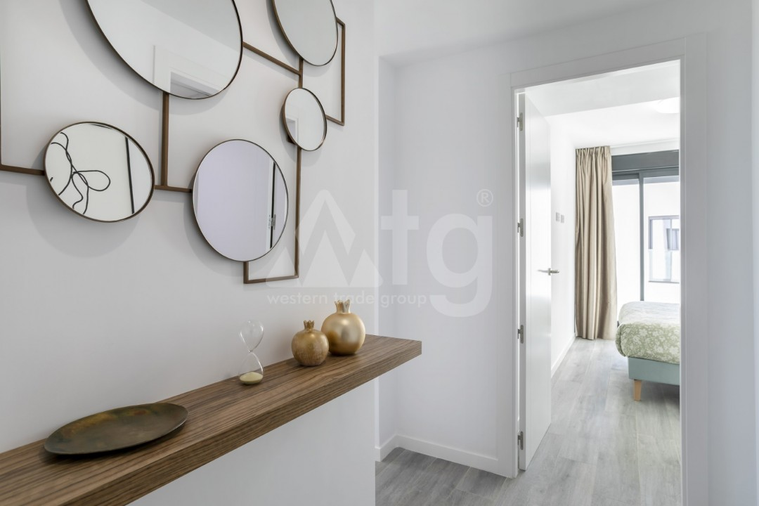 2 bedroom Apartment in Finestrat  - CAM115025 - 17