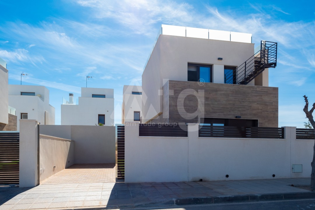 2 bedroom Apartment in Finestrat  - UBA116797 - 8