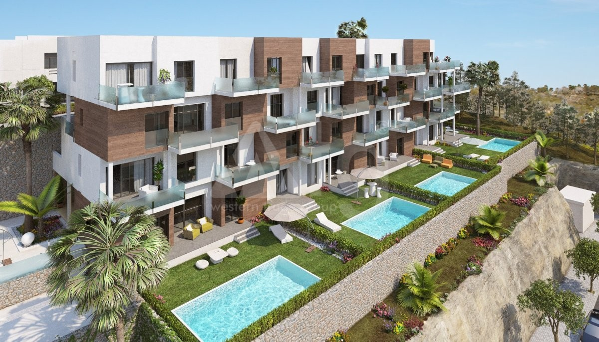 2 bedroom Apartment in Finestrat  - CAM115042 - 4